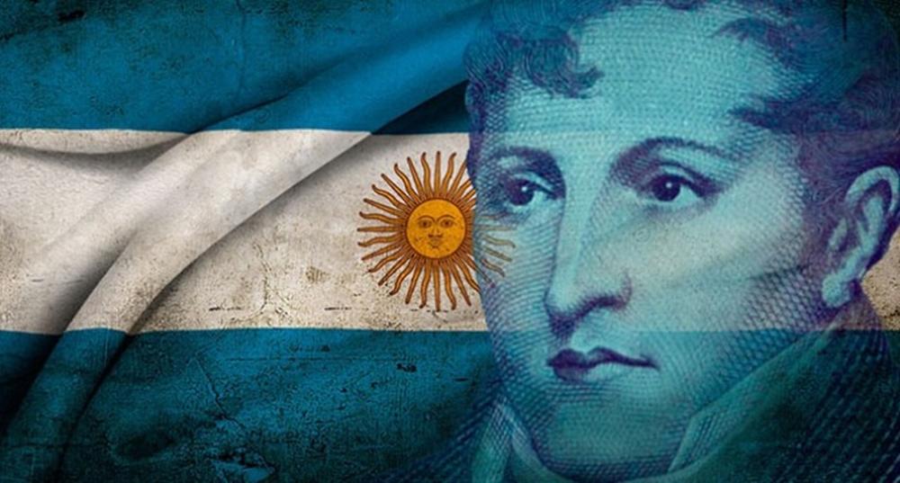 Elmunicipalweb Com Ar La Incertidumbre Del Porqué Manuel Belgrano Hizo La Bandera Argentina Celeste Y Blanca